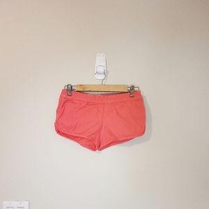 ARITZIA | TNA hot pink shorts